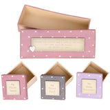 Triple Set Of Baby First Boxes - Baby Girl - Fifth Corner & BlueBird - 2