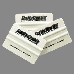 WHITE VINYL APPLICATION SQUEEGEE