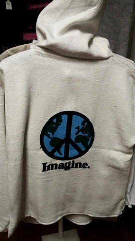 Copy of Imagine World Peace Baja