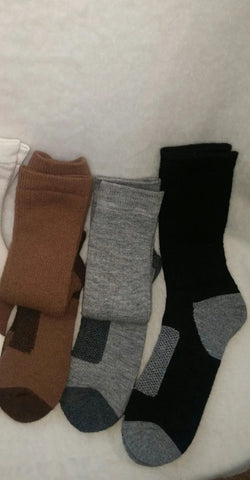 ALPACA SOCKS for your Boots / Shoes