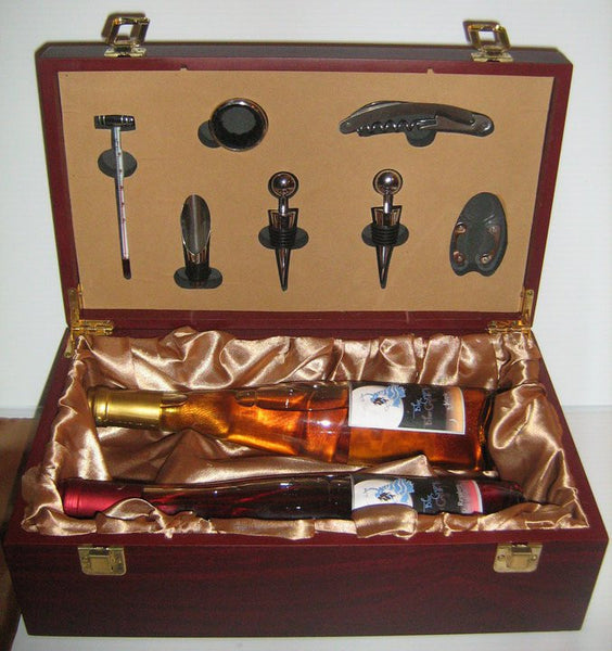Z - Executive Wine Gift Set - Wine NOT included