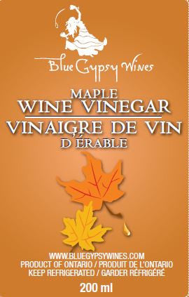 C - Maple Wine Vinegar