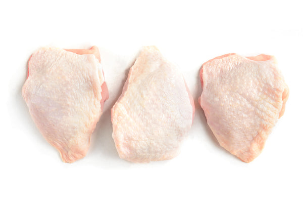 Bone In Chicken Thighs, No Antibiotics Ever
