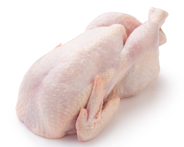 Whole Chicken, No Antibiotics Ever