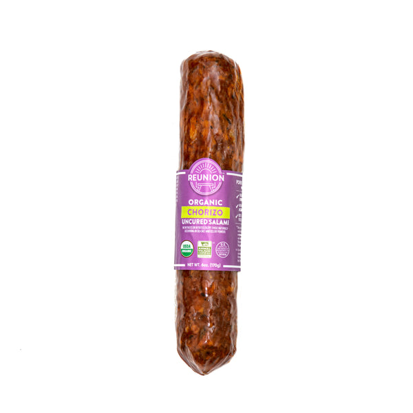 Organic Uncured Chorizo Mini Salami
