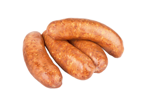 Fresh Hot Italian Sausage