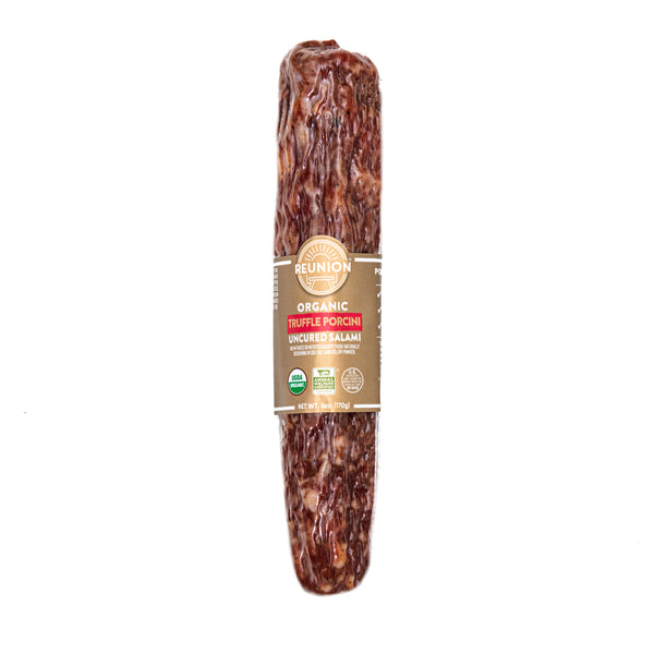 Organic Uncured Truffle Mini Salami
