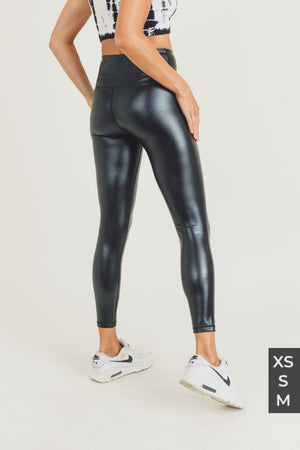 Glossy Liquid Highwaist Leggings