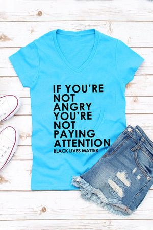 Black Lives Matter Graphic Shirt