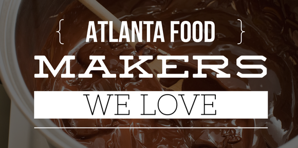 Atlanta Food Makers We ❤️ LOVE ❤️