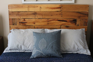 Atlanta Reclaimed Wood Headboard