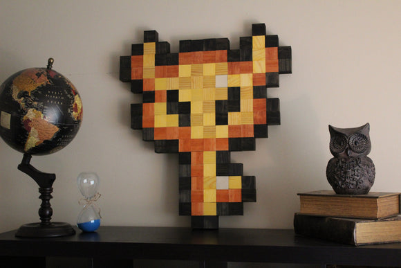 Zelda Wall Art 8bit