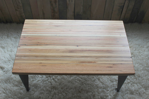 Woodshop Tour Coffee Table