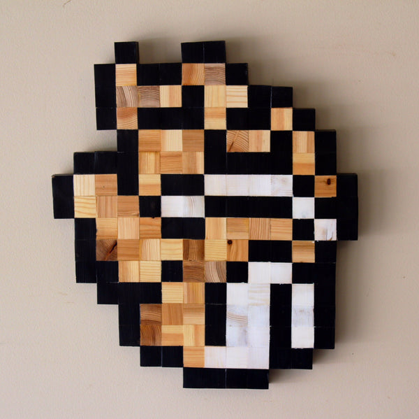 Legend of Zelda 8-bit Titan's Mitt