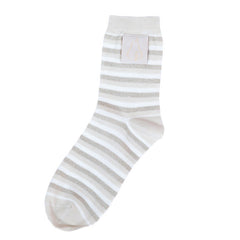 Stripped Cotten Socks