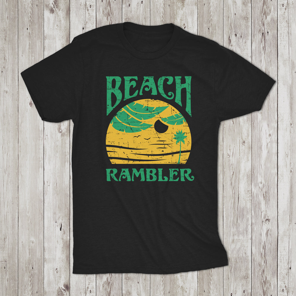 Mens Beach Rambler Crew