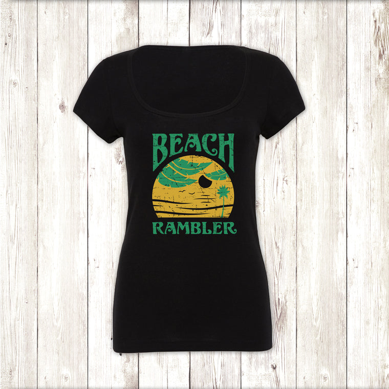 Ladies Beach Rambler Crew