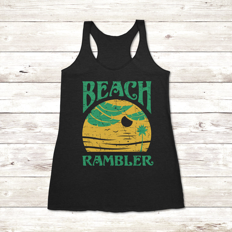 Ladies Beach Rambler Tank Top
