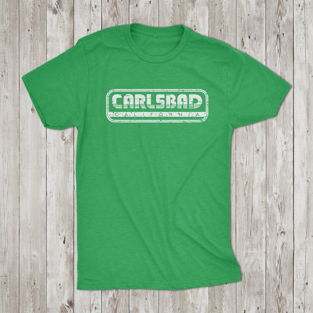 Youth Carlsbad Throwback Crew Neck T-Shirt