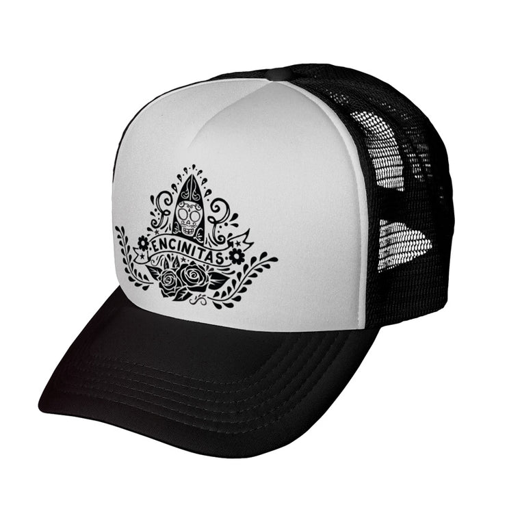 October Inspired Trucker Hat
