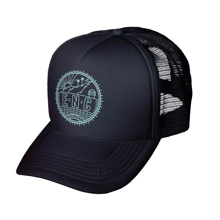 ENC Badge Trucker Hat