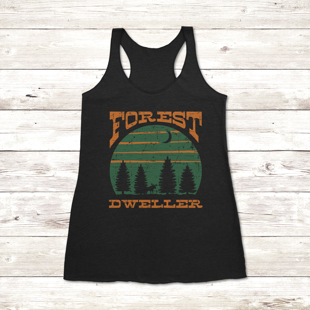 Ladies Forest Dweller Tank Top