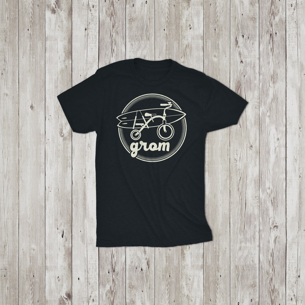 Grom Encinitas Crew Neck T-Shirt
