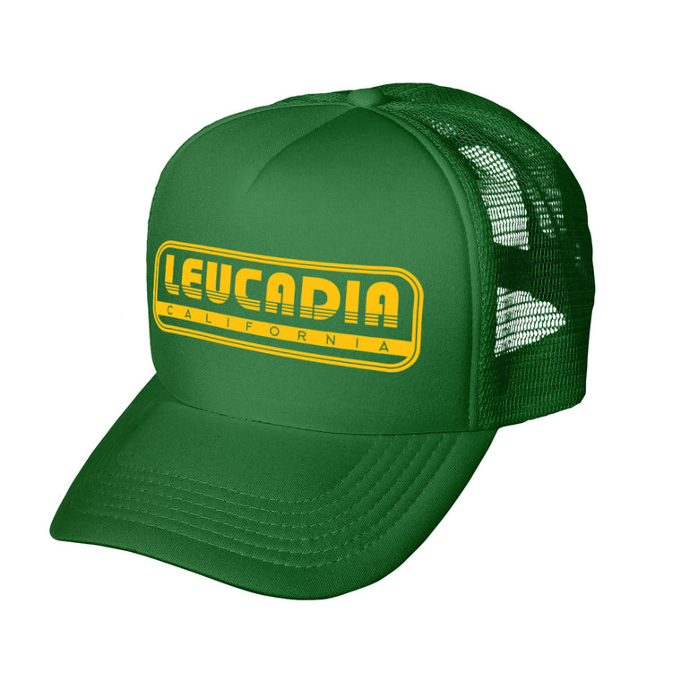 Leucadia Throwback Trucker Hat