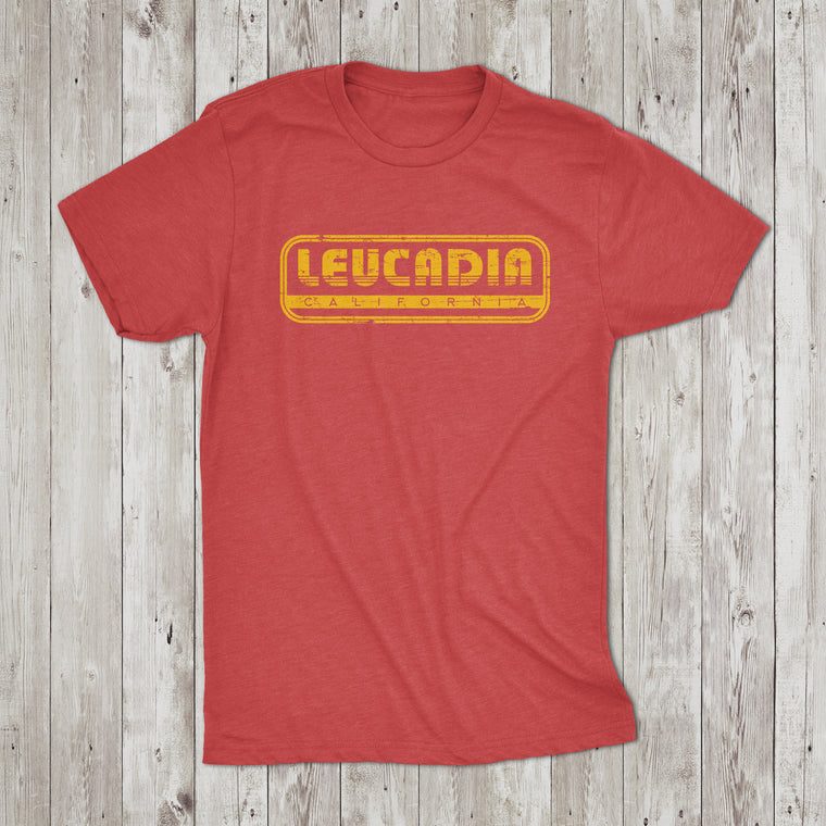 Youth Leucadia Throwback Crew Neck T-Shirt Youth