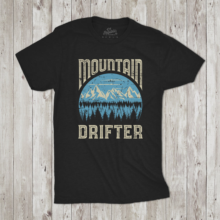 Mens Mountain Drifter Crew