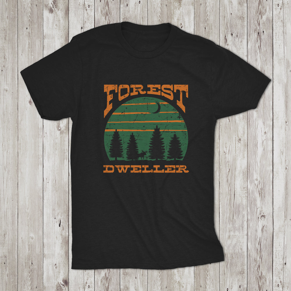 Mens Forest Dweller Crew