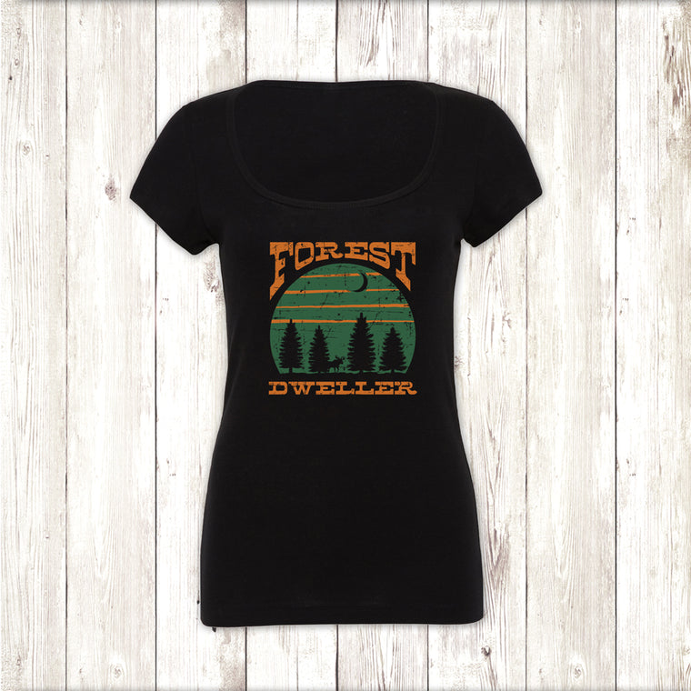 Ladies Forest Dweller Tee
