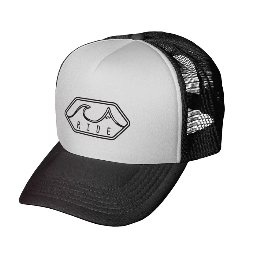 Ride Trucker Hat