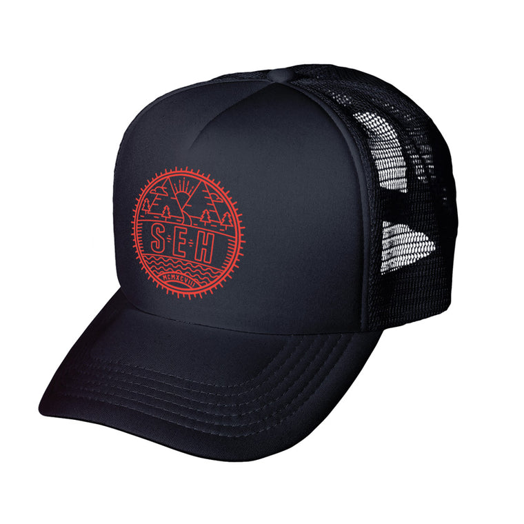SEH Trucker Hat Badge