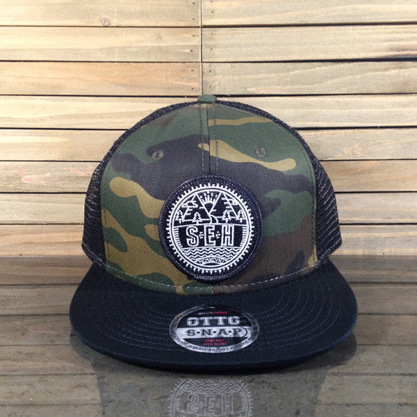 Cotton Twill SEH Hat