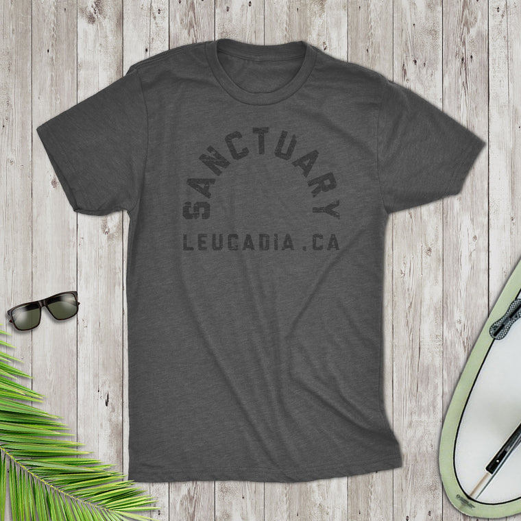 Unisex Sanctuary Leucadia Crew Neck T-Shirt