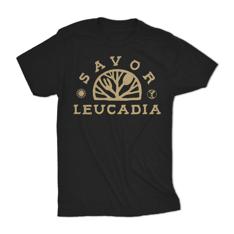 Savor Leucadia Men's T-Shirt