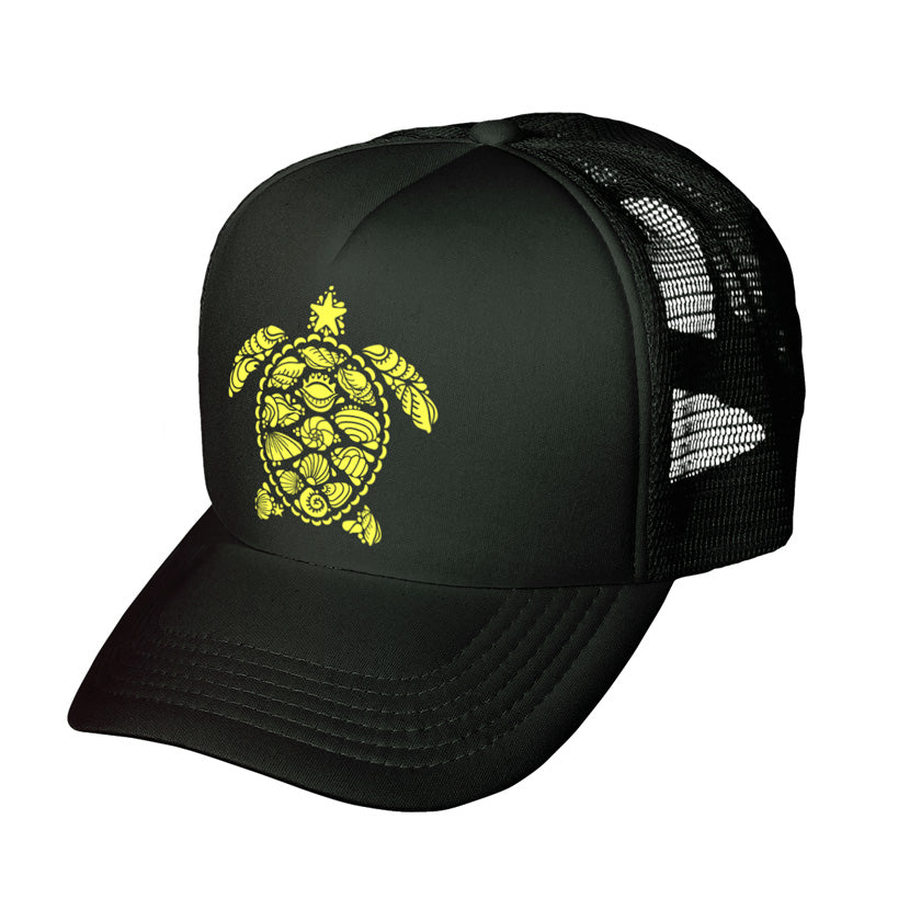 Cali Sea Turtle Youth Hat