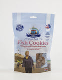 Salmon Cookies  with Padina Pavonica 200g bag