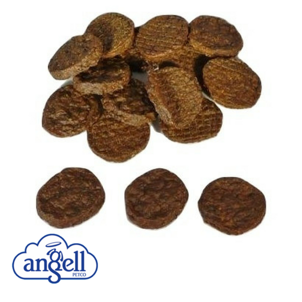 Meat Treats - Beef Patties 1.5kg box Dog Food
