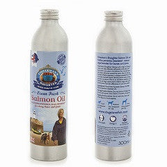 Pure Scottish Salmon Oil with Padina Pavonica Seaweed 300 ml Dog Food