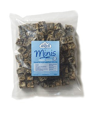 Fish Skin Minis 3KG Dog Food