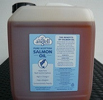 Scottish Salmon Oil - TWO x 5 litre Dog Food