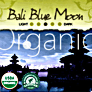 Organic Bali Blue Moon Coffee - 2DogJava.com