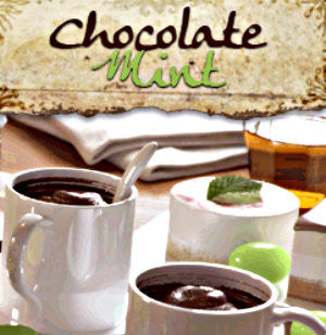 Chocolate Mint Flavored Tea