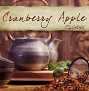 Cranberry Apple Tisane Tea