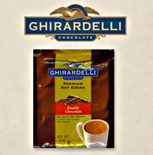 Ghirardelli Double Chocolate Hot Cocoa 2lb Bag