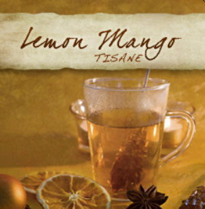 Lemon Mango Tisane Tea