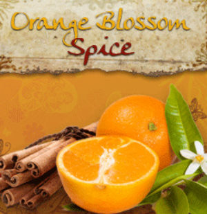 Orange Spice Flavored Tea