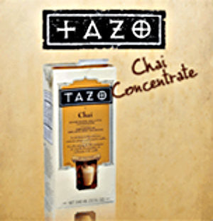 Tazo Chai Concentrate